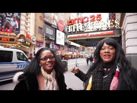 City Life in New York City/Dave and Busters /Times Square/Vlog