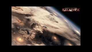 Battlestar Galactica : The Plan [2009] Theme