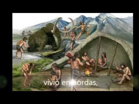 LA PREHISTORIA - EDAD DE PIEDRA - Sonia Zavaleta Vargas