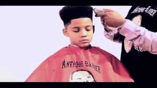 How To Cut a Flattop/ High Top Fade, 80's Hairstyle, Old School Hip Hop Hairstyles thumbnail