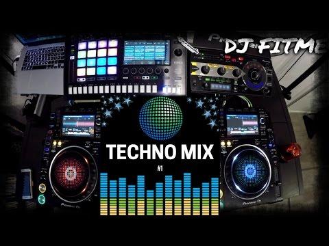 Best Of Techno Mix #1 / DJ FITME (Pioneer Dj NXS2 & Toraiz SP16)