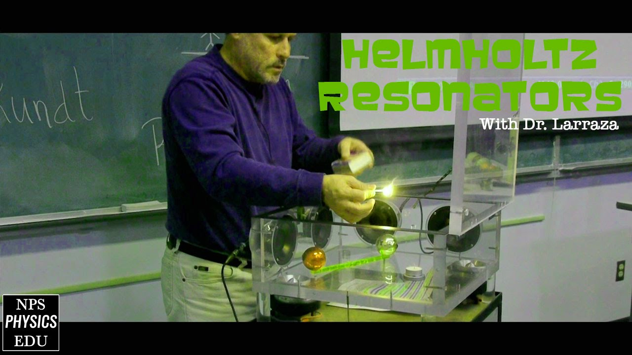helmholtz resonator think you know how helmholtz. Black Bedroom Furniture Sets. Home Design Ideas