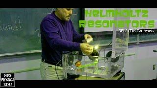 Helmholtz Resonator - Think you know how helmholtz resonators work?