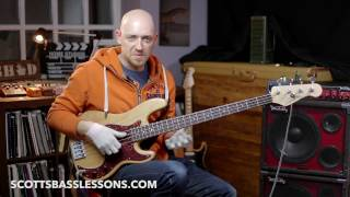 The One Finger Per Fret System & When You SHOULDN