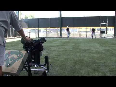 Field General Baseball/Softball Machine