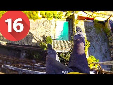 #16 TREINO DE PARKOUR 3 - EXPLORADORES - Nada de Interessante