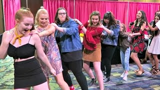 YOUTUBE CONGA LINE | PLAYLIST LIVE 2016