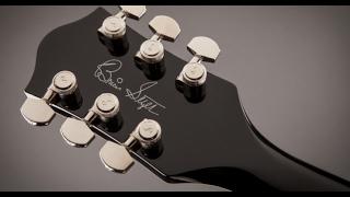 ブライアンセッツァー奏法の秘密:ギターレッスン、アコースティックギターのフィンガーピッキング