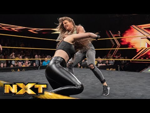 How Candice LeRae and Io Shirai went from good friends to bitter enemies: WWE NXT, Aug. 7, 2019