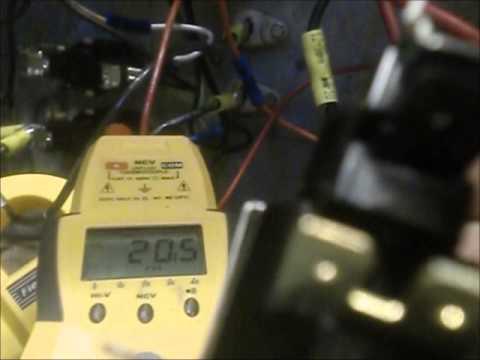 intertherm electric furnace sequencer  e2eb010ha part 1