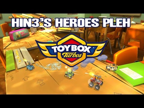 More Button Games 'Toybox Turbos' |