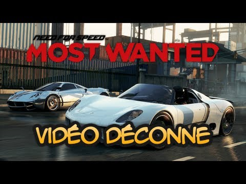 Déconne - Need For Speed Most Wanted