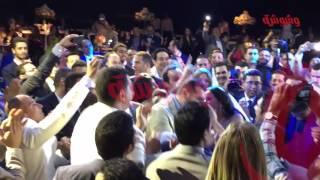 بالفيديو.. رقص عمرو يوسف في فرح 'إيمي والرداد'