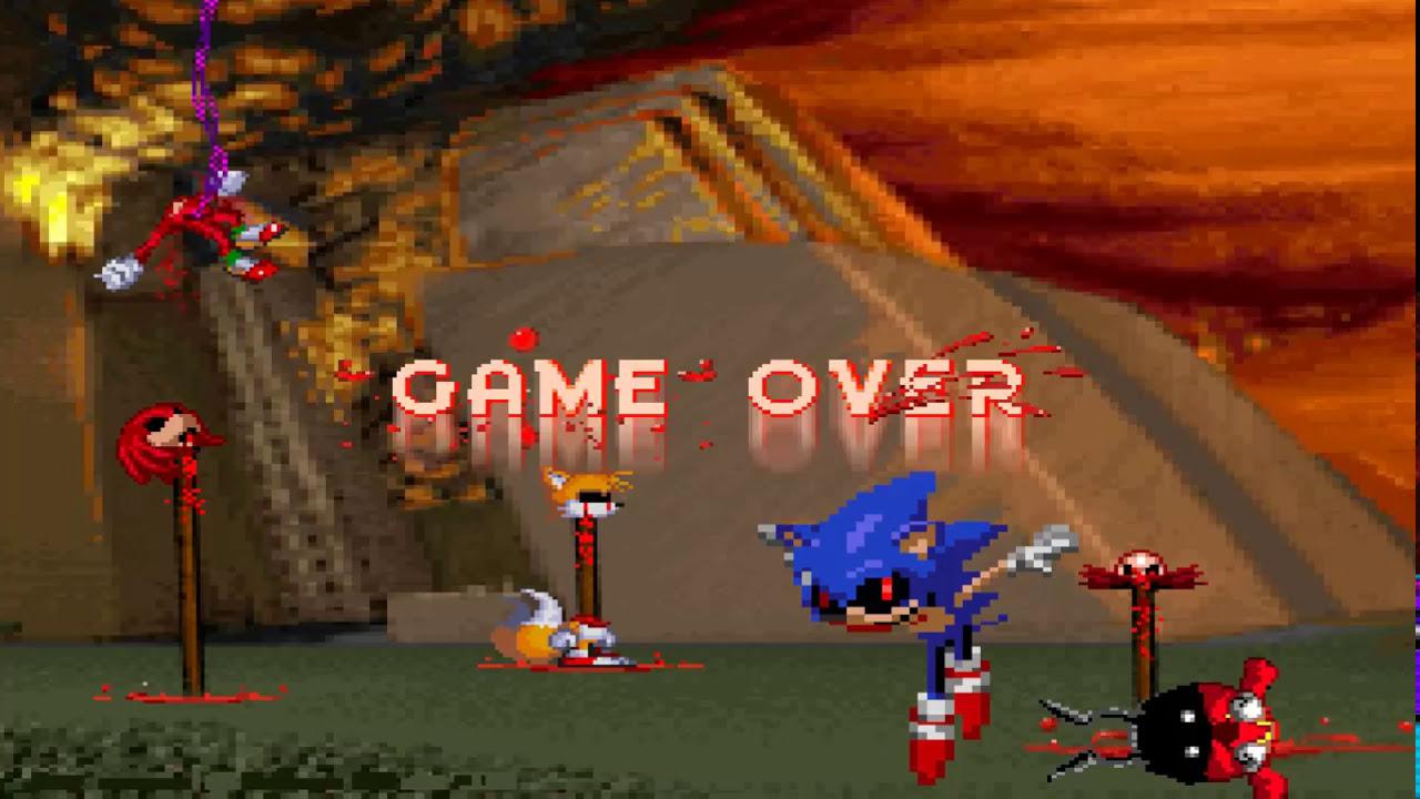 Sonic exe clickteam remake - видео на мобильный бесплатно!