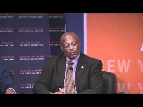 Ernie Davis Event: Clip of Floyd Little