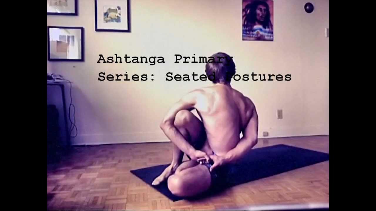 Ashtanga Seated Yoga Asana Names In Sanskrit And English