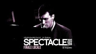 #9 William Sylvain - Gagnant finale locale de Cégep en spectacle | Cégep de Sainte-Foy