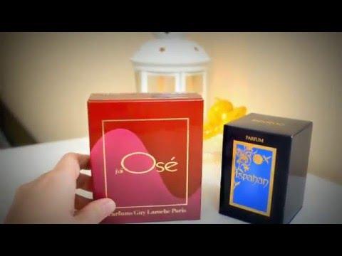 Винтажные ароматы (J'ai Osé/ЖеОзе, Ispahan/Испахан) / МОИ ПАРФЮМЫ