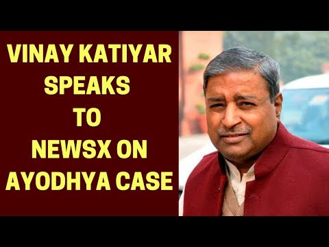 bjp-leader-vinay-katiyar-speaks-to-newsx-on-ayodhya-case-|newsx