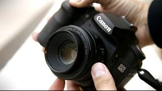Canon 50mm f/1.8 STM lens review with samples (Full-frame and APS-C)