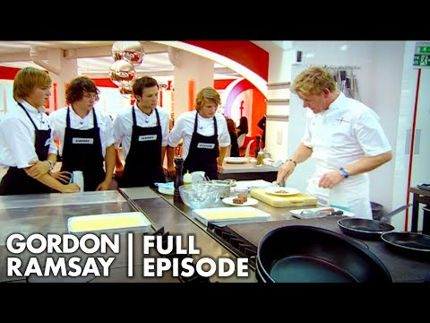 Gordon Ramsay Teaches McFly How To Cook | The F Word FULL EPISODE