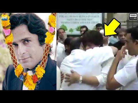 LIVE At Shashi Kapoor Funeral Inside Video | Shahrukh Khan, Amitabh Bachchan