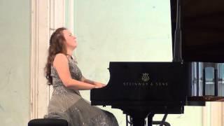 Liszt - Sonetto del Petrarca No.123 plays Elizaveta Karaulova