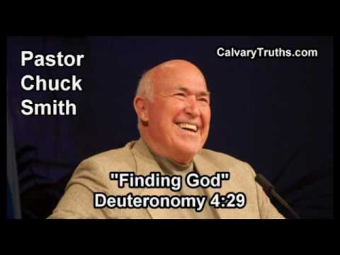 Lest We Forget, Deuteronomy 8:11 - Pastor Chuck Smith - Topical Bible Study