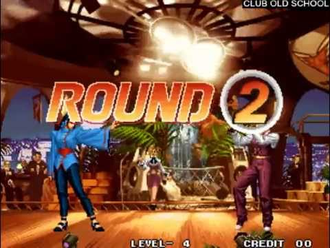 The King Of Fighters'96 Kyo-Iori-Chizuru (Secret Final)