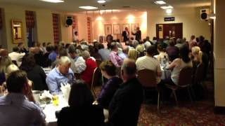 Gordon Lee Talks About The Sale Of Supermac Gateshead May 31st 2012