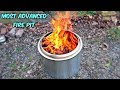 Most Advanced Fire Pit