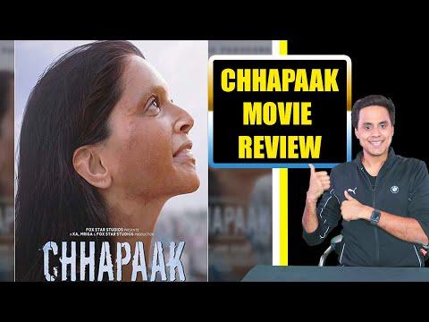 CHHAPAAK REVIEW | RJ RAUNAK | DEEPIKA PADUKONE | VIKRANT MASSEY | MEGHNA GULZAR | BOLLYWOOD NEWS