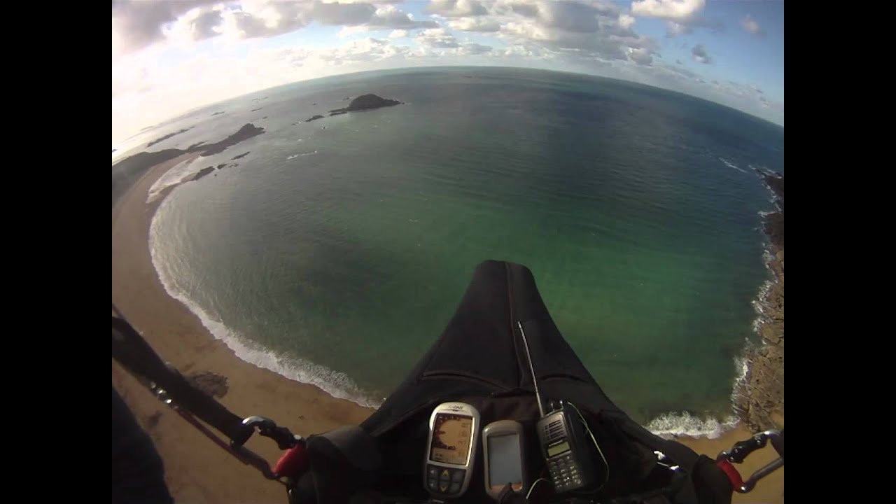 Crazy paragliding video- Check this out