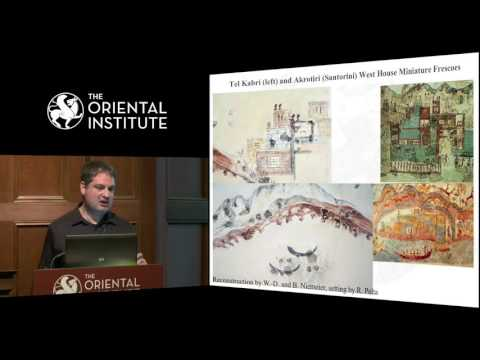 Assaf Yasur Landau |  Red Wine and Minoan Frescoes: The Canaanite Palace at Tel Kabri