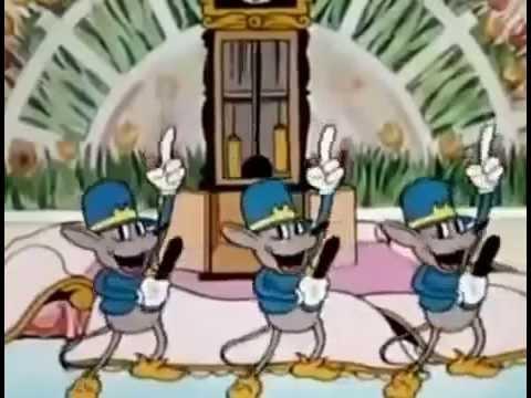 три мышонка