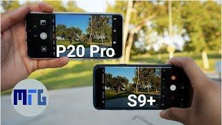 Huawei P20 Pro vs Galaxy S9+: In-Depth Camera Test Comparison