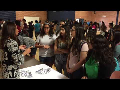 College Fall Tour 2016 at Pueblo