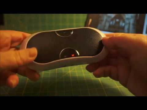 Satechi Audio Move SD Portable MP3 Player Stereo Speaker