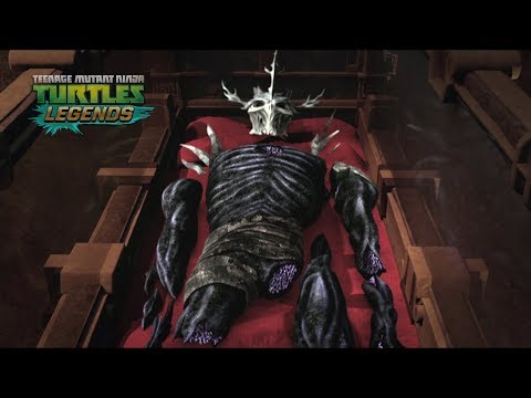 Shredder: Dead Or Alive? - Teenage Mutant Ninja Turtles Legends
