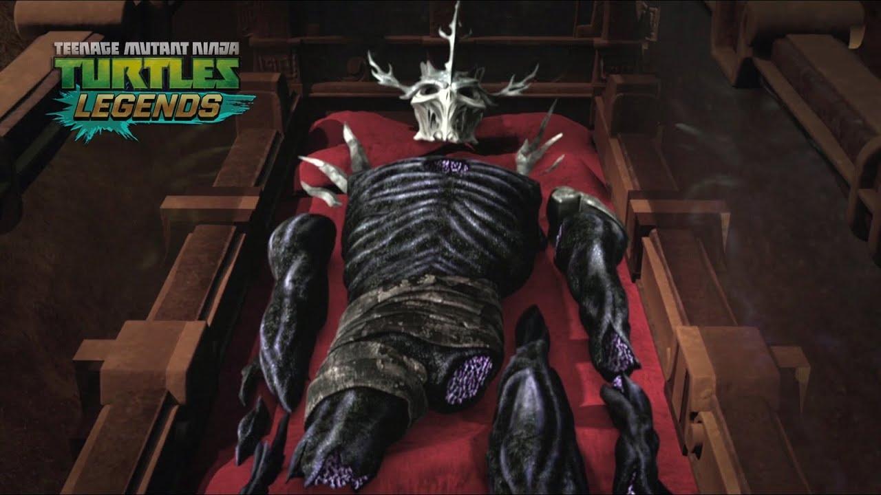 Shredder Dead Or Alive Teenage Mutant Ninja Turtles Legends