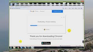 The application has failed to start Sidebyside configuration (Google Chrome error)