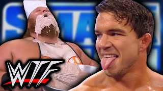 WWE Friday Night SmackDown WTF Moments (18 October) | Reigns & Bryan Vs. Corbin & Nakamura