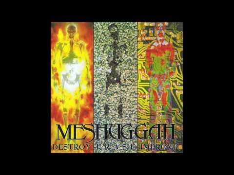 Meshuggah - Future Breed Machine (HQ)