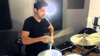 "Alpha Union - ""Otro Nivel"" (bateria por: Henry Villasmil)"
