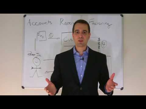 Accounts Receivable Factoring - What is It?