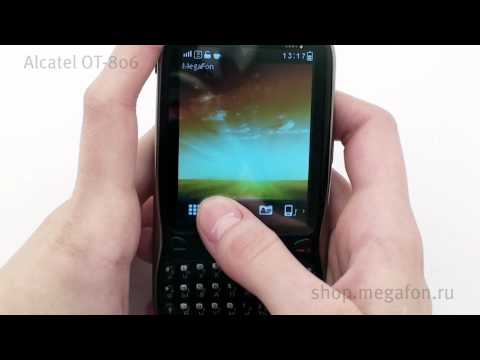Alcatel One Touch 806