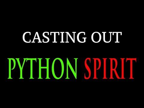 Deliverance from Python Spirit - Prayer Against Serpent Spirits -  Deliverance From Snake Spirits