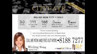 City Gate Singapore New Launch Condo @ Beach Road (former Keypoint) Hotline:8188 7277