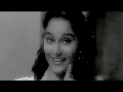 Kahin Pe Nigahen Kahin Pe Nishana - Shamshad Begum, Waheeda Rahman, CID Song