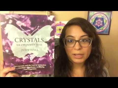 Crystals To Empower You By Judy Hall | Crystal Healing Review